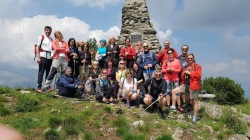 monte mazzuccone_nordic walking novara camp