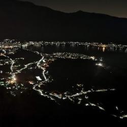 omegna dal belvedere_notte