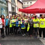 premiazione del Gruppo numeroso _Nordic Walking Novara