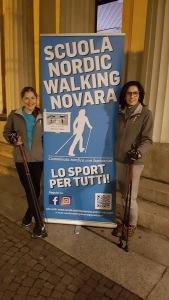Le istruttrici Paola Giacopelli e Yulia Baykova